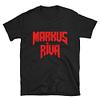 Markus Riva V3 black tshirt
